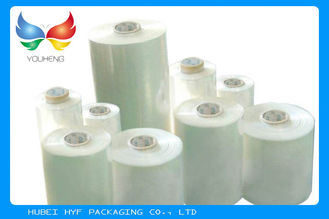 China Compostable Clear Color PLA Plastic Film , Heat Shrink Wrap Free Sample supplier