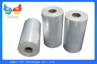 China OEM Design Transparent Color PLA Plastic Film Environmentally Friendly supplier