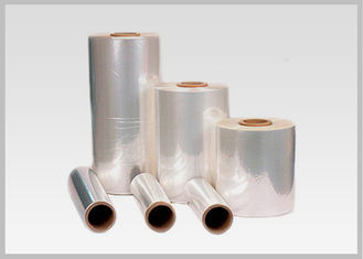 China 50mic Printable Glossy Transpancy PETG Shrink  film For Bottle Label supplier