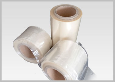 China Bottle Sleeves PVC Heat Shrink Film Economical Packaging For Pharmaceuticals supplier