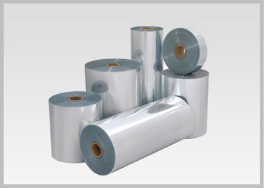 China High Clarity Flexible Pvc Heat Shrink Film For Protect Products Efficiently supplier