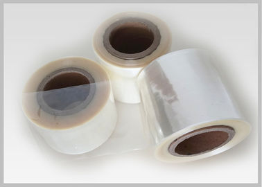 China Blow Molding Pvc Heat Shrink Film , Dust Proof Soft PVC Packing Cling Film supplier