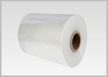 China 78% Transparent PETG TDO 45mic HS Shrink Sleeve Labeling Film Rolls For Bottle supplier