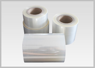China PETG - Heat Shrinkable Shrink Packaging Film For Labeling , Recycle Friendly supplier