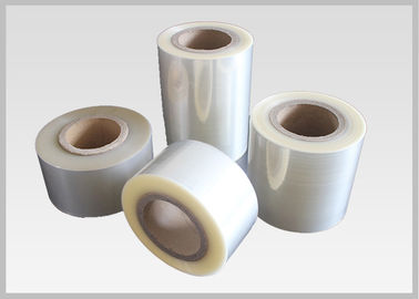 China Soft PVC Heat Shrink Film Rolls 45% ~ 50% Shrinkage  For Label Printing supplier