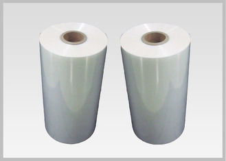 China OPS Shrink Film Rolls , Anti Pollution Shrink Wrapping Film For Packaging supplier
