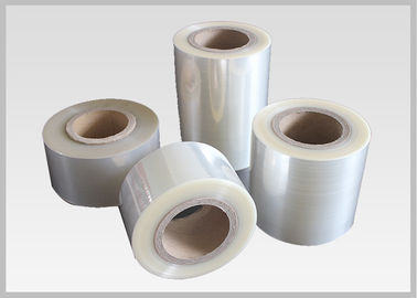 China Clear Blown Packaging Shrink Film Rolls, Non - Toxic Heat Activated Shrink Film supplier