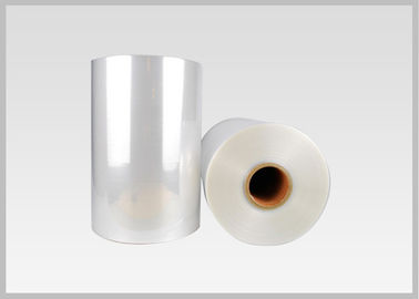 China 25 - Mic Heat Sealable PLA Biodegradable Film For Plastic Bag & Flower Package supplier