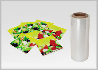 China Eco- Friendly Heat Shrink Plastic Wrap 300-2500mm Width 100 Compostable supplier