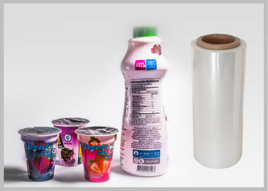 China Great Convert Ability PETG Shrink Film For Food Packaging 60% - 78% Shrinkage supplier