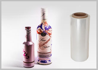 China 20mic - 80mic PETG Shrink Film For Sleeves , Tamper Evidence , Extruded Roll Stock supplier