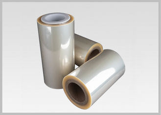 ISO Strong Flexible PVC Shrink Film , Transparent Pvc Film Excellent Printability