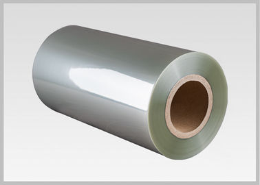 China Transparent PETG Shrink Film Shrink Wrap Material With High - Impact Strength supplier