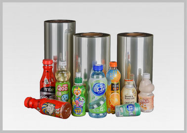 China High Shrinkage Moisture Proof Petg Shrink Film For Packing And Printing supplier