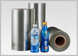China Custom Transparent PLA Plastic Shrink Wrap Film For Printing And Packaging supplier