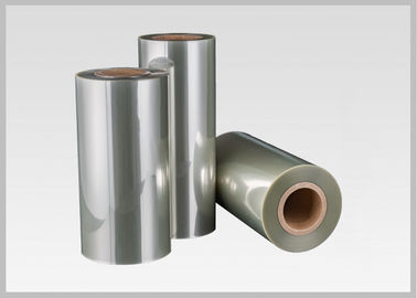 China Core Based Biodegradable PLA Shrink Film Packaging With 50 Mic Thickness supplier