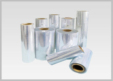 China 18 ~ 50 Mic PET Release Film Polyester Siliconized Films Liner For Advertising Materials distributor