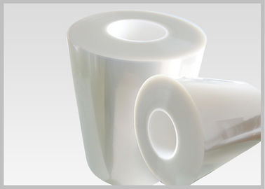 China 78% 45mic Transparent Heat Shrinkable PET Film For Multicoloured Shrink Labels distributor