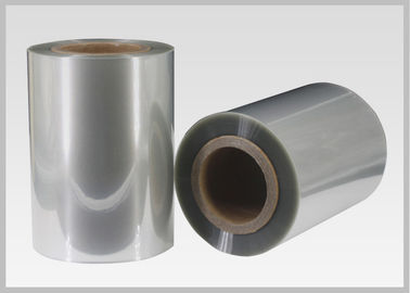 China Food Grade Poly Shrink Film Rolls Width 200mm-1000mm For Washable Label In Thickness 30mic to 50mic factory