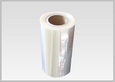 China High Grade PVC Shrink Sleeve Film Roll Packing  For Small Tea Bags / Foods / Drinks factory