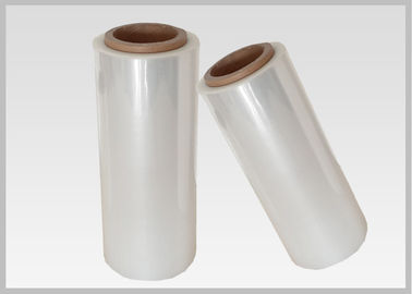 China Liquid Bottles Packing Pvc Shrink Wrap Film with Excellent Sealing Under High Speed factory