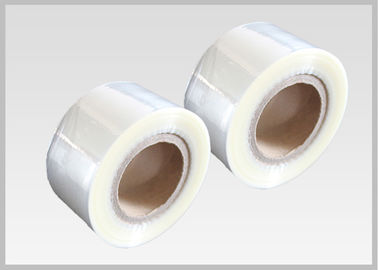 China China Food Grade Clear Shrink Film Rolls For Lamination And Hot Stamping Foil In 35mic to 50mic distributor