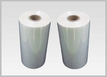 China OPS Shrink Film Rolls , Anti Pollution Shrink Wrapping Film For Packaging distributor