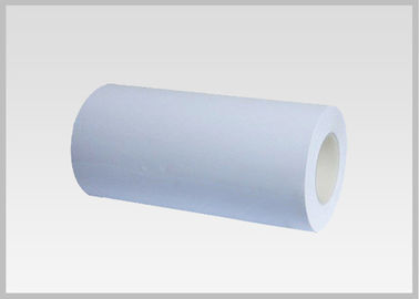 China 50 Mic Thickness Clear Adhesive Film Roll For Pressure Sensitive Label distributor