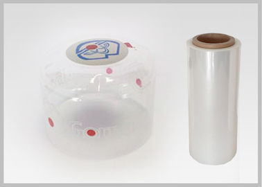 China Plastic Bottles PETG Shrink Film With High Temperature Resistance distributor