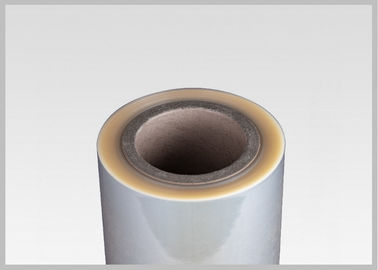 China High Performance PVC Shrink Film Rolls For Fruit Juices And Tea Packing factory