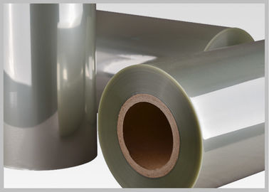 China Clear Recycled PETG Shrink Film ISO / SGS Certified With High Shrinkage factory