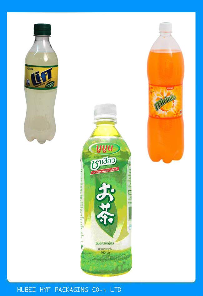 Flexible PETG Shrink Film High - Impact Resistant With 1.28g/Cm3 Density For Drink Bottle Labels