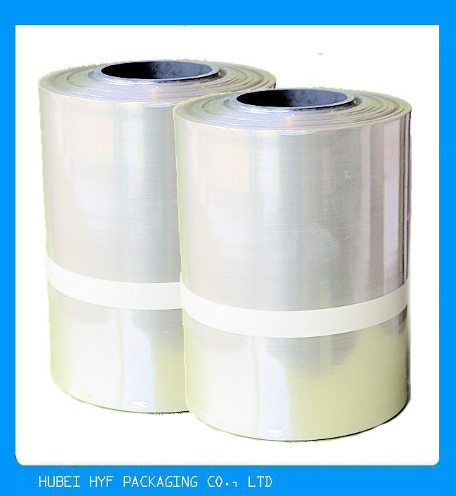 Dirt Resistant OPS Shrink Film , Food Grade Clear Shrink Wrap Packaging
