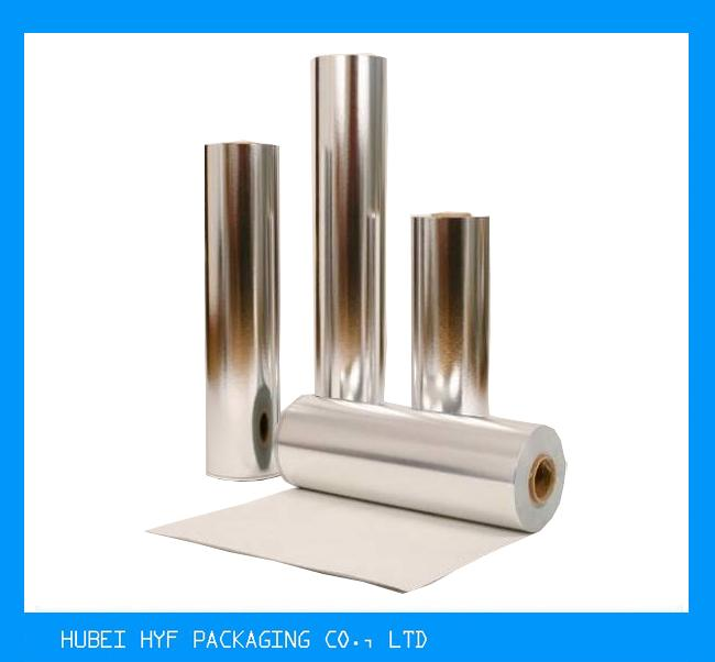 High Smoothness Printable Metallic Paper Sheet Rolls For Flexo Offset Metallized Paper For Beer And Wine And Champagne