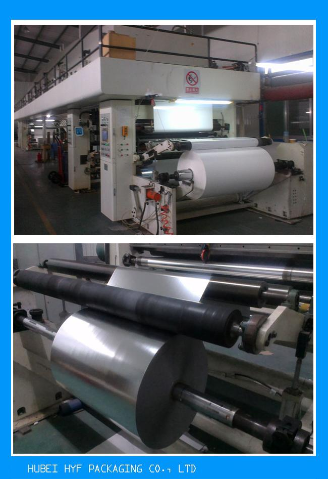 High Gloss Metallized Coated Paper